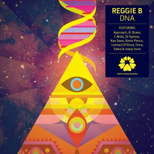 reggie b dna tokyo dawn records funk