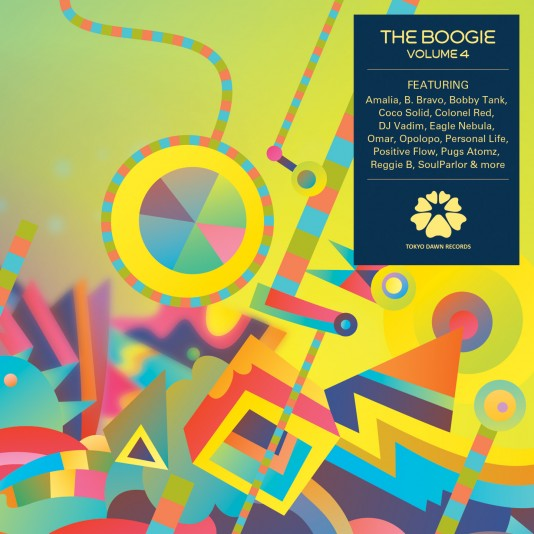 the boogie volume 4 modern funk