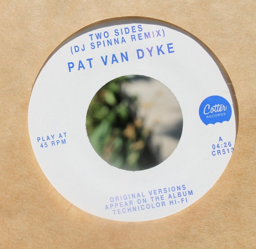 Pat van Dyke Two Sides DJ Spinna Remix