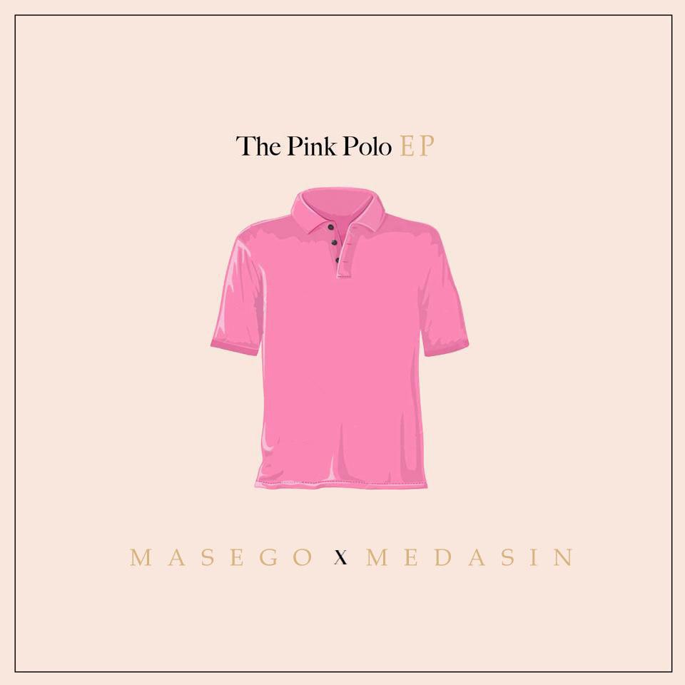 Masego Medasin Pink Polo